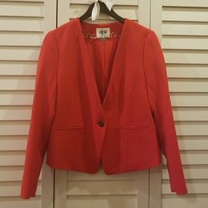 NWOT Red Blazer